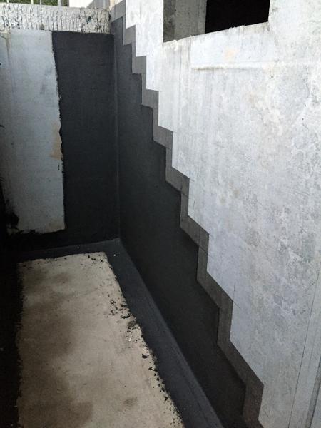 Bevorzugt Kellerabdichtung von innen und außen IN71